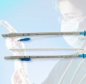 Reinforced Endotracheal Tube with Intubating Stylet
